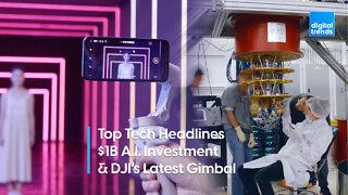 Top Tech Headlines | 8.26.20 | U.S. Government To Invest $1 Billion Into A.I. & Quantum Computing