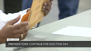 An inside look at how Detroit will count absentee ballots