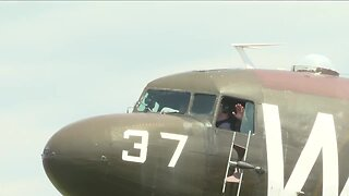 Special flyover set for Saturday featuring well-known World War II aircraft