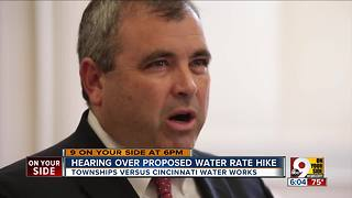 Water fight continues in court