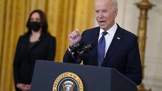 President Biden, Vice President Harris Meet With Congressional Leaders