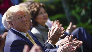 U.S. Justice Department Defends Trump