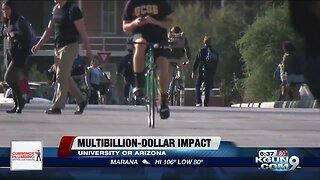 University of Arizona's multibillion-dollar economic impact