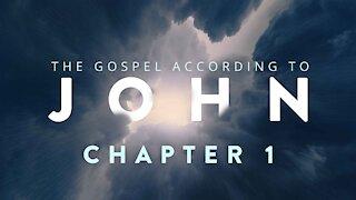 THE GOSPEL OF JOHN ch1 | Pastor Abram Thomas