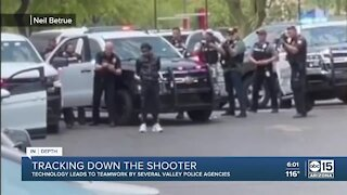 Surprise Fire Department plays major role in bringing in suspect in string of West Valley shootings