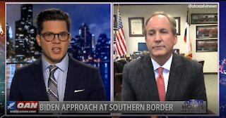 After Hours - OANN Biden & Borders with Ken Paxton