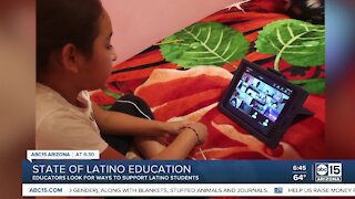 Report outlines disparities and challenges in 'state of Latino education' in Arizona