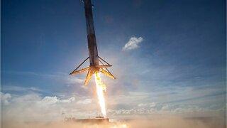 SpaceX lifts 24 satellites into orbit
