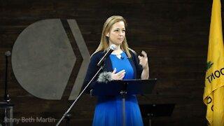 Jenny Beth Martin at Coweta County