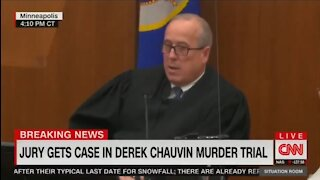 Chauvin Trail Judge RIPS Maxine Waters
