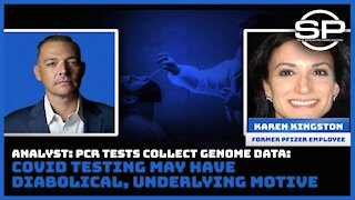 BioTech Analyst: Genetic Code Stolen, Changed With PCR Tests, Shots