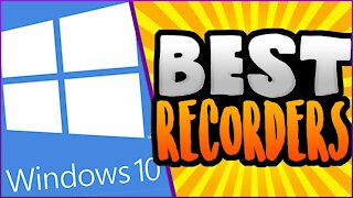 Best Desktop Recorders for Windows 10 PC : 2021 edition