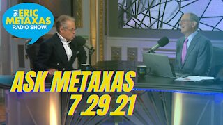 Eric Sticks Several Awesome A's Onto Many Questionable Q's in This Latest Installment of ASK METAXAS