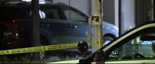 2 separate shootings in Las Vegas overnight