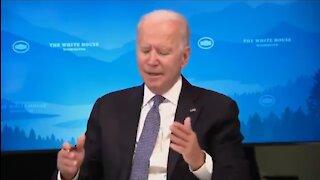 Biden Gets Confused Again