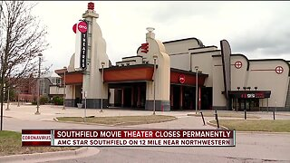 AMC Southfield closes permanently after 20 years