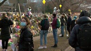 Multiple vigils, memorials planned Wednesday following Boulder mass shooting