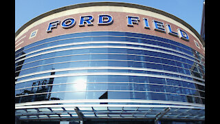Walk up vaccinations are now available at Ford Field