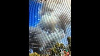 LIVE CELL VIDEO! FIREWORKS EXPLOSION Rocks Neighborhood (3/16/21) Ontario, California