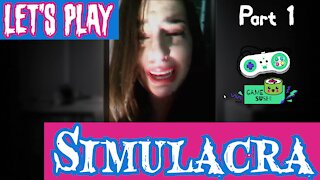 A scary game to play in the dark   Simulacra Part1 (gamesushi)
