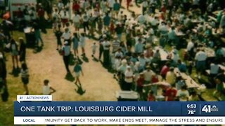 One Tank Trips: Louisburg Cider Mill