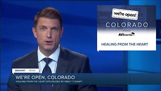 We're Open Colorado: Healing From the Heart