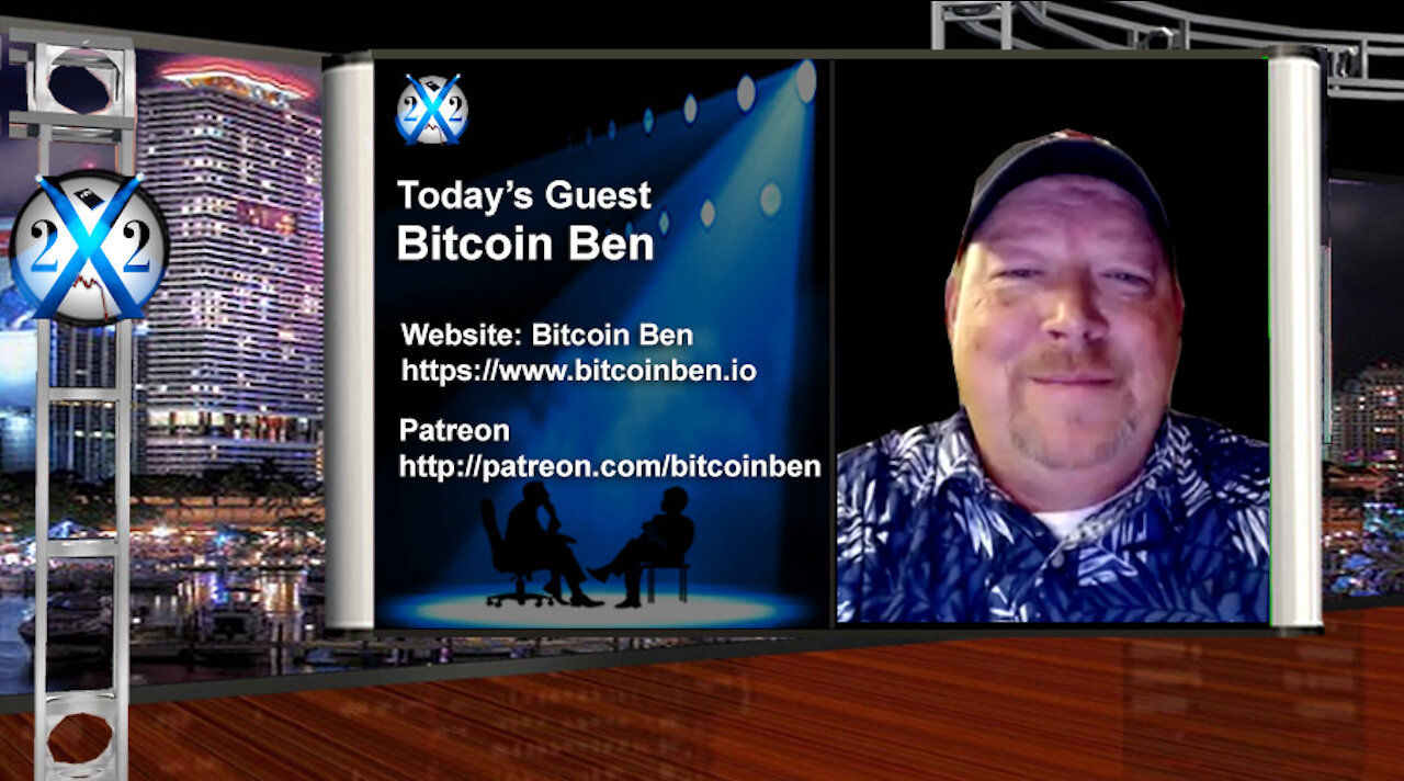 X22Report - A Lie Has to Yell, the Truth is a Whisper, You Are Witnessing the Counterpunch! - Bitcoin Ben - Must Video