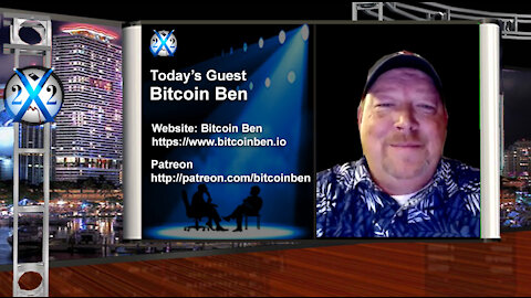 Bitcoin Ben - A Lie Has To Yell, The Truth Is A Whisper, You Are Witnessing The Counterpunch