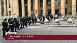 Buffalo Mayor Byron Brown 6am Interview