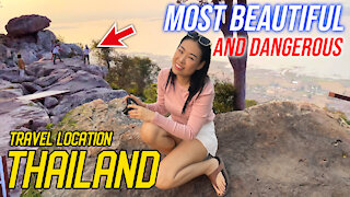 Most beautiful and DANGEROUS travel location in Thailand