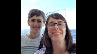 Day #2: At Sea - Norwegian Epic #Cruise Ship 02-17-2020