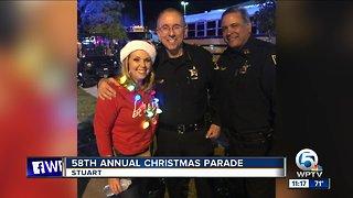 58th Annual Stuart Christmas Parade