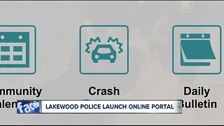 Lakewood police launch online portal to build community relationships