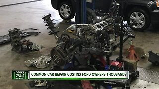 Common car repair costing Ford owner thousands