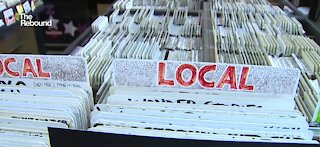 Demand for Vinyl record sales climb during pandemic
