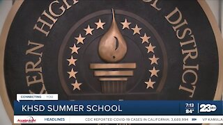 KHSD expects an increase in summer school enrollment