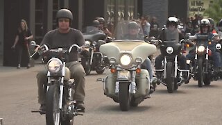 The 11th annual Patriot Thunder motorcycle ride raises money for Idaho's military