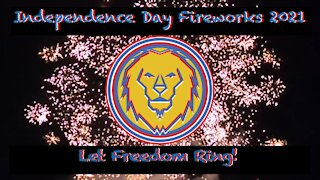 Fireworks Display | Independence Day 2021