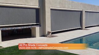 All Pro Shade Concepts: Automated shades to keep your patio cool this summer