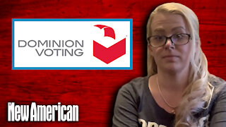 Whistleblower: Dominion Rigged 2020 Election