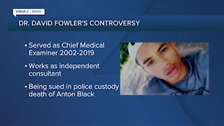 Dr. David Fowler's controversy