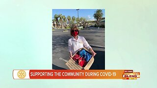 Supporting The Community During COVID-19