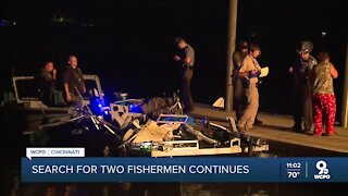 Rescue crews search for victims after boat crash in Ripley