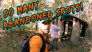 Exploring Stewart Homestead, Found Abandoned Ranch!