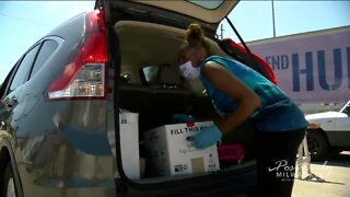 Care packages help Racine residents in need