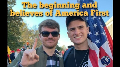 Orthodoxy First interview with Nick Fuentes || The beginning and believes of America First