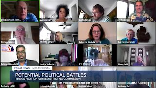 Potential Poltical Battles for Redistricting Commission