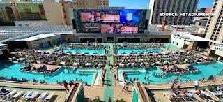 Regulators issue Nevada casinos reminder of COVID-19 pool safety protocol