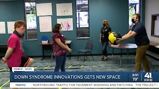 Down Syndrome Innovations gets new space