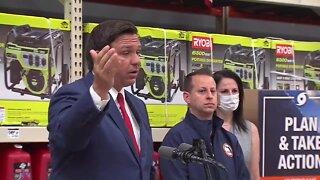 FULL NEWS CONFERENCE: Florida Gov. Ron DeSantis gives coronavirus update in Boca Raton